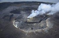 Українські миротворці здійснили небезпечну посадку на кратер діючого вулкана у ДР Конго