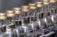 В Кривом Роге налоговики изъяли партию алкоголя на сумму 300 тыс. грн.
