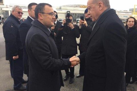 Зеленский встречается с вице-президентом США Майком Пенсом