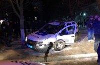 Патрульний автомобіль потрапив у ДТП в Ізмаїлі