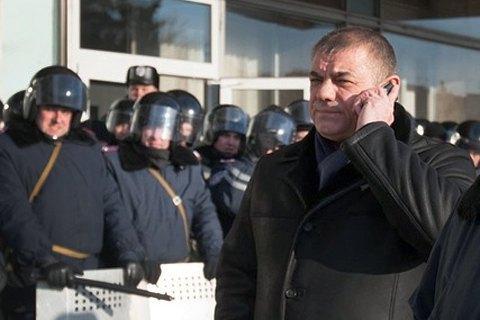 Розгін Запорізького Майдану: екскерівника міліції допитали в суді й оголосили обвинувачення