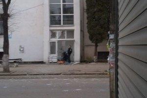 В Івано-Франківську померла постраждала від вибуху гранати біля входу в пологовий будинок