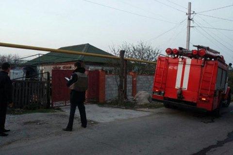 У Маріуполі невідомий підірвав гранатою жителів приватного будинку