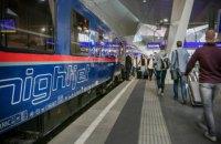 Австрія запускає потяг до Перемишля зі зручною пересадкою в Одесу і Львів