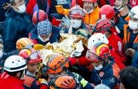 Кількість жертв землетрусу в Туреччині зросла до 79
