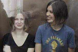Учасницям Pussy Riot не дозволили відбувати покарання в СІЗО