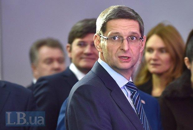 первый заместитель Главы Администрации Президента Украины Виталий Ковальчук