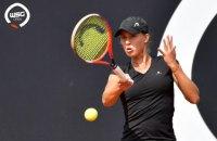 Украинка Чернышева выиграла теннисный турнир в Хорватии