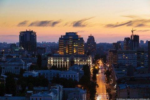 В воскресенье в Киеве до +18 градусов