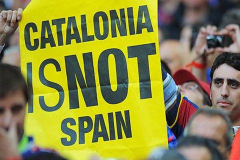 Испанские власти заблокировали сайты избирательных участков в Каталонии