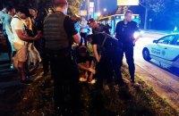 Пассажиры задержали парня, устроившего стрельбу во львовской маршрутке