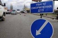 Прокурор сбил насмерть пешехода во Львовской области