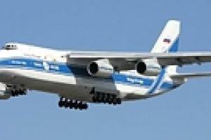 """В Украине могут возобновить производство самолета """"Руслан"""""""