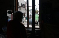 В Донецке продолжаются боевые действия
