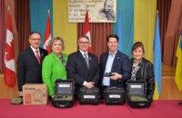 Канада отправляет в Украину 238 приборов ночного видения стоимостью 1 млн долларов