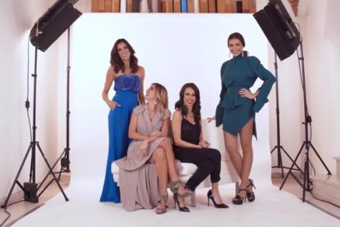 Ведущими Евровидения вЛиссабоне выбрали четырех женщин