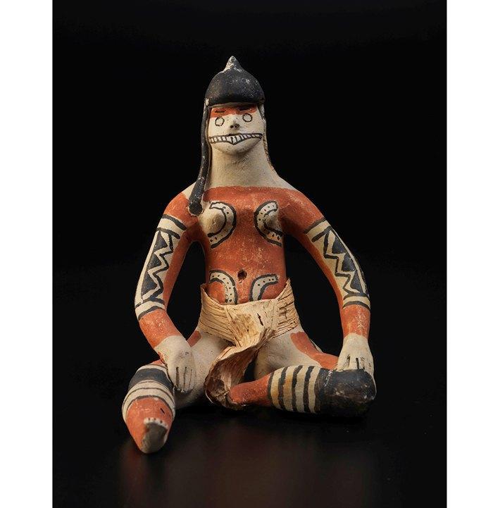 Керамическая кукла, Караджа