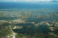 Индонезия говорит, что маленькие волны ударили по Суматре после землетрясения