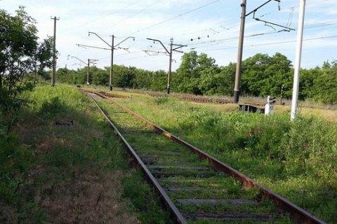 У Донецькій області запобігли теракту на залізниці