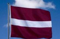 У границ Латвии заметили российские военные корабли