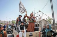 США можуть знищити техніку, що дісталася талібам, за допомогою авіаударів, - Reuters