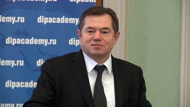 Сергей Глазьев, советник президента России Владимира Путина
