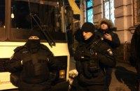 Поліція відпустила затриманих активістів