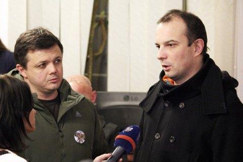 Семенченко прибегает к манипуляциям в заявлениях о блокаде, - КИУ
