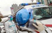 Число новых заражений коронавирусом в Китае за сутки снизилось вчетверо