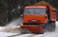 Движение грузовиков в четырех областях до сих пор ограничено