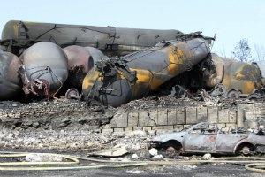Железнодорожная катастрофа в Канаде произошла по вине машиниста