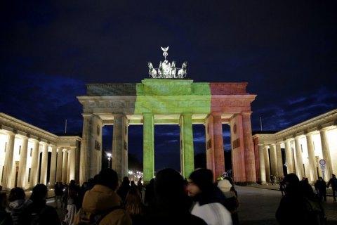 ВБерлине напразднование Нового года появится «зона безопасности» для женщин