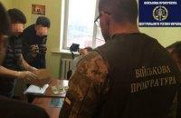 Заммэра Миргорода задержан по подозрению в даче взятки