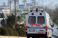 В Турции разбился автобус с белорусскими туристами