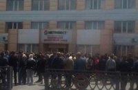 У Єнакієвому сепаратисти захопили завод Ахметова