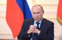 Путин уверяет, что кризис в Украине возник не по вине России
