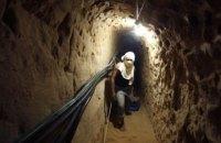 США дадут Израилю $120 млн на разрушение тоннелей под сектором Газа