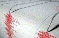 На границе Тернопольской и Ивано-Франковской областей произошло землетрясение