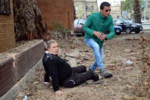 Внаслідок вибуху в Каїрі постраждали двоє поліцейських