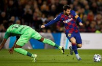 Месси в очередной раз вписал свое имя в историю испанского футбола