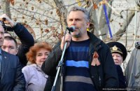 Спікером Севастопольського парламенту обрано Олексія Чалого
