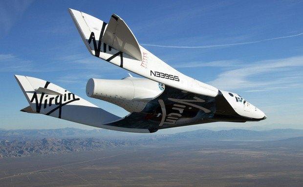 Корабль SpaceShipTwo