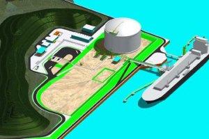 ТЭО по терминалу сжиженного газа разработает испанская компания