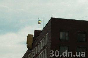 Сепаратисти звільнили мерію Єнакієвого