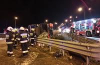 Аварія автобуса у Польщі: 9 українців перебувають у тяжкому стані (оновлено)