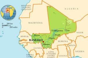 Малийские боевики заставили своих заложников надеть пояса со взрывчаткой