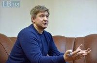 Данилюк заявив про зникнення з АП серверів із секретною інформацією (оновлено)
