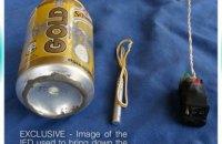 ИГИЛ показал фото взорванной на борту А321 бомбы