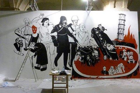 """Новий директор """"Мистецького Арсеналу"""" перепросила за знищену в 2013 році роботу Кузнєцова"""