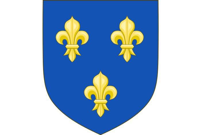 Французький королівський герб